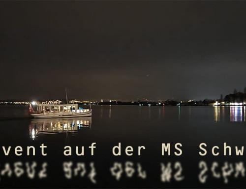 Advent auf der MS Schwan